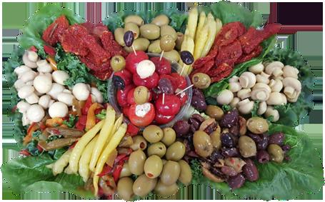 Pendle Hill Meat Market, mixed platter, mezze platter, deli platter