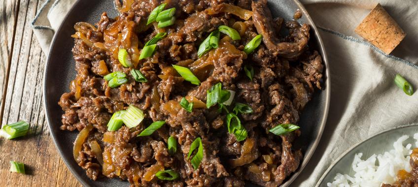 Korean Beef Bulgogi Recipe | Pendle Hill Meat Market